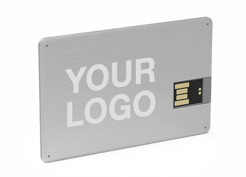 Alloy - Credit Card Flash Drive