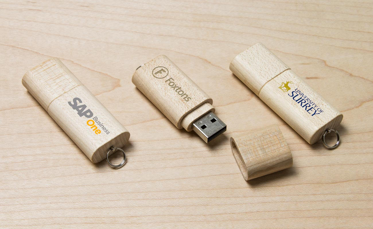 Nature - Personalised USB